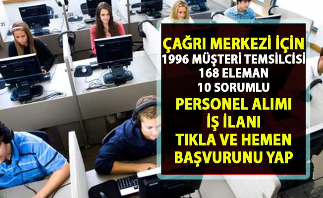 Çağrı merkezi iş ilanları yayınlandı! İŞKUR tarafından personel alımı yapılacaktır!..