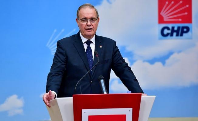 CHP Sözcüsü Faik Öztrak'tan Binali Yıldırım'a Flaş Sözler!