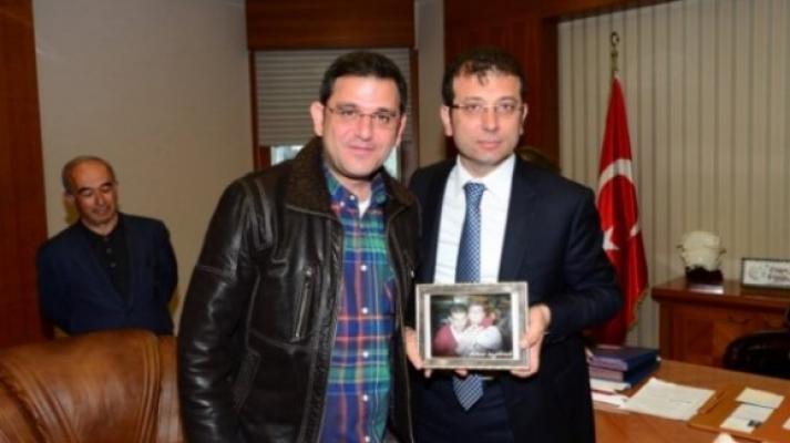 Ekrem İmamoğlu ve Fatih Portakal Üniversiteden Ev Arkadaşı Çıktı