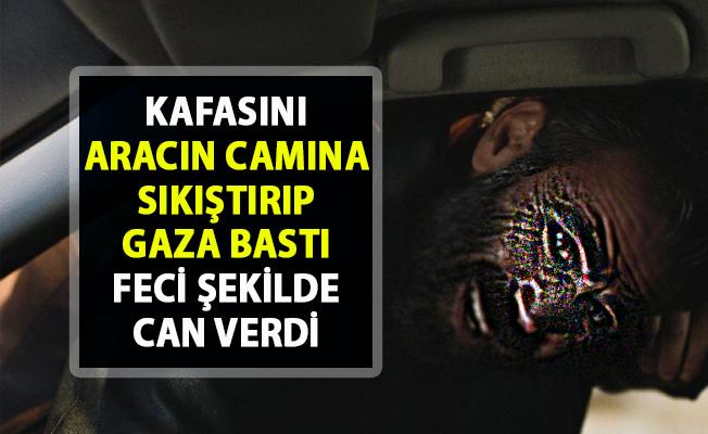 Elazığ'da vahşi cinayet! Kafasını araba camına sıkıştırıp parçalattı..