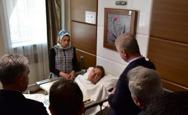 Gaziantep'te Çatışma İhbarına Giden Polis Memuru Yaralandı