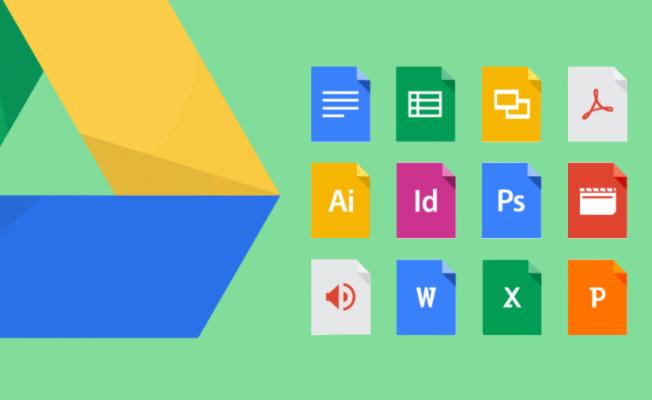 Google Drive'a Yeni Güncelleme Geldi!