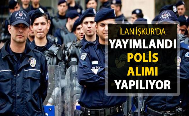 İlan İŞKUR'da Yayımlandı ! Emekli Trafik Polisi Alımı Yapılacak