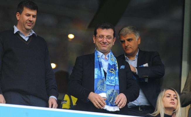 İmamoğlu'ndan Derbi Tehdidi Açıklaması: Bir Kulüp Yetkilisi Aradı...