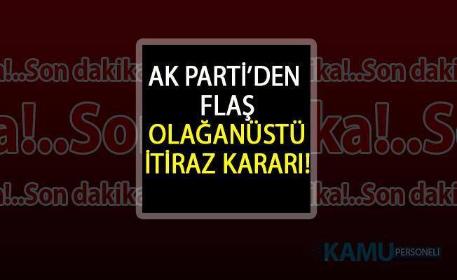 İstanbul Seçimleri Yenilenecek mi? Ak Parti'den YSK'ya Son Dakika Olağanüstü İtiraz Kararı!