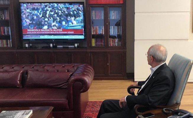 Kılıçdaroğlu'ndan Mazbata Sonrası İlk Açıklama Geldi
