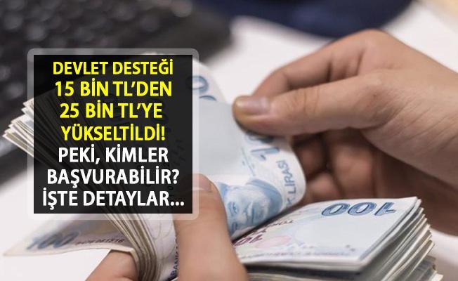 Konut Hesabına Devlet Desteği 15 Bin Liradan 25 Bin Liraya Çıkarıldı!