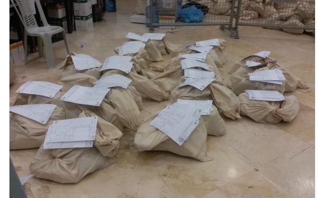 Maltepe Birleştirme Tutunakları İlçe Seçim Kurullarına Gönderildi, Mazbata Açıklaması Bekleniyor