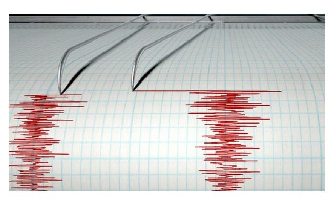 Marmaris'te Korkutucu Deprem! Büyüklüğü...