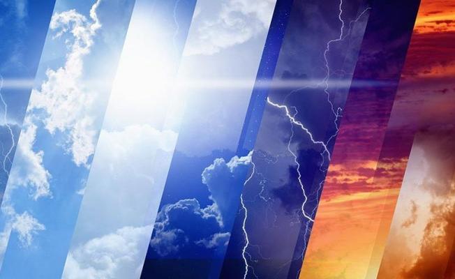 Meteoroloji'den Son Dakika! Hava Sıcaklığı Artıyor, Bu İllerde Sağanak Bekleniyor