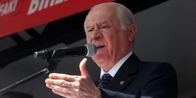 MHP Genel Başkanı Bahçeli'den Flaş Açıklama: Bir Parti Lideri Gideceği Yeri Araştırmalı