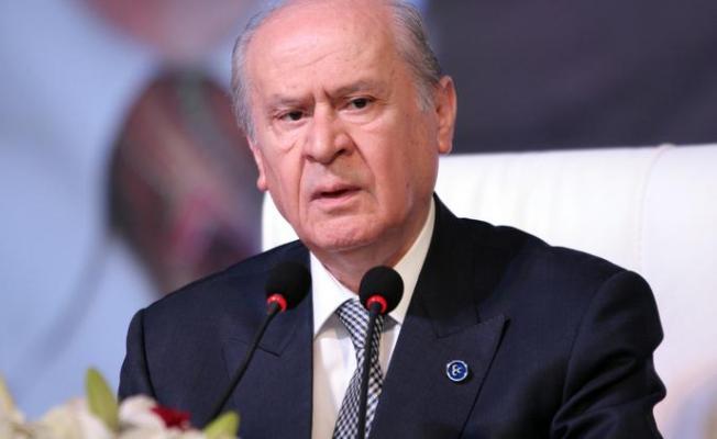 MHP Lideri Bahçeli'den Seçim Açıklaması: İman Varsa İmkan Vardır Dedik