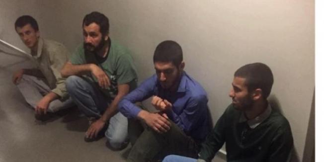 MİT'ten Sınır Ötesi Operasyon ! Teröristler Türkiye'ye Getirildi