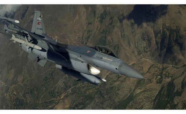MS Bakanlığı Duyurdu! Kuzey Irak'a Yapılan Hava Harekatında PKK'ya Ait Hedefler Vuruldu
