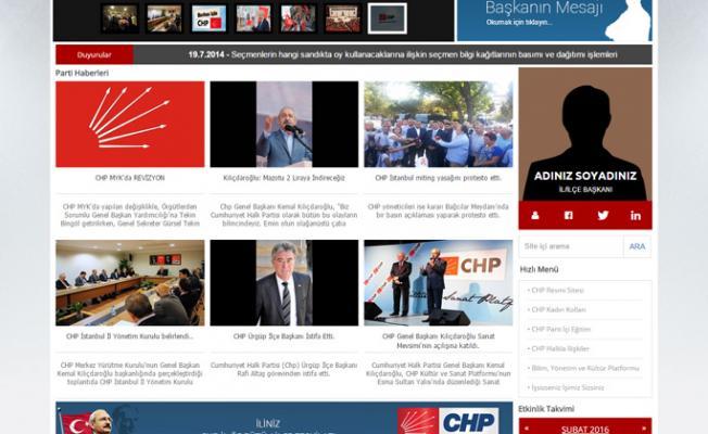 Resmen ilan edildi! Resmi siteye İBB Başkanı Olarak Eklendi...