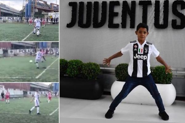 Ronaldo Jr.'dan 2 Maçta 12 Gol!