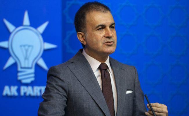 Son Dakika... AK Parti Sözcüsü Ömer Çelik'ten Seçim Hakkında Flaş Açıklamalar