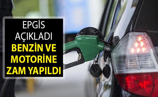 Son Dakika... Benzin ve Motorine Zam Geldi! Benzin ve Motorine Ne Kadar Zam Yapıldı?