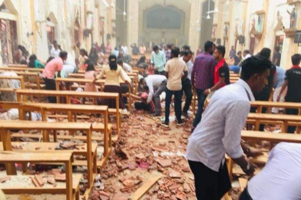 Son Dakika! Sri Lanka'daki Terör Saldırılarını IŞİD Üstlendi!