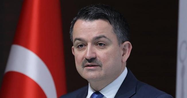 Tarım Bakanı Pakdemirli: İnşallah Tarımda İlerleyen Yıllarda Daha İyi Noktalara Geleceğiz