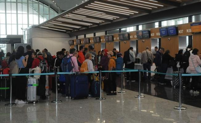 THY İstanbul Havalimanı'nda Bugün Tam Kapasiteye Geçiyor