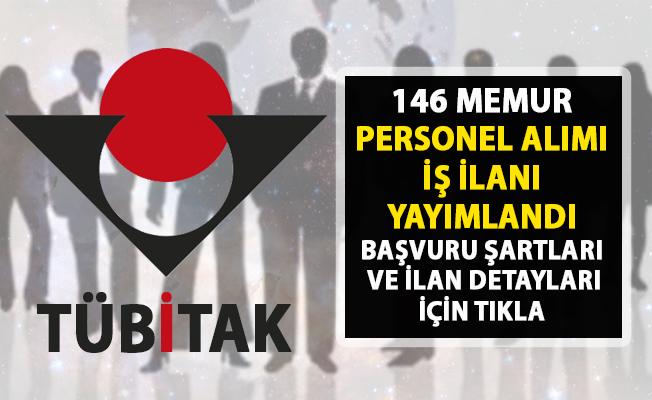 TÜBİTAK KPSS şartlı personel alımı ilanı yayınladı! 142 bilişim personeli memur alımı yapılacak!..