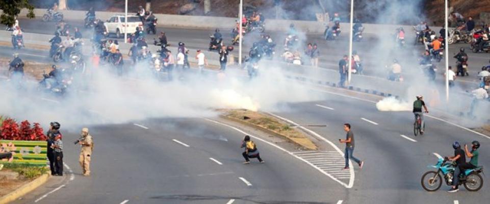 Venezuela'da Darbe Girişimi! Halk ve Askerler Sokağa Davet Edildi! Venezuela Devlet Başkanı Maduro Kimdir?