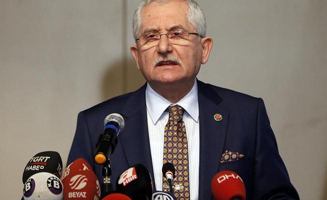YSK Başkanı Güven'den Önemli Seçim Açıklaması