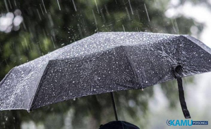 20 Mayıs 2019 bu illerde sağanak bekleniyor! Bügün hava kaç derece? İşte il il detaylı hava durumu...