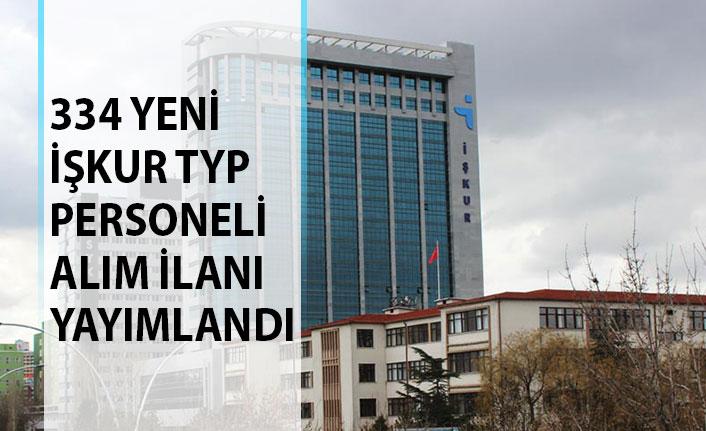 334 İŞKUR Yeni TYP Personeli Alım İlanı Yayımlandı!