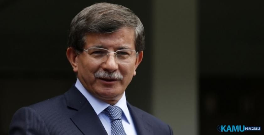 Ahmet Davutoğlu Yeni Parti İddialarına Cevap Verdi!