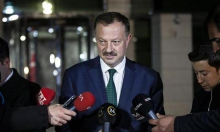 "Ak Parti eski milletvekili Ocaktan: ""Recep Özel halis mulis FETÖ'cü"""