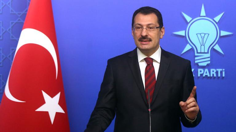 AK Parti Genel Başkan Yardımcısı Ali İhsan Yavuz'dan YSK Kararı Sonrasında Açıklama!