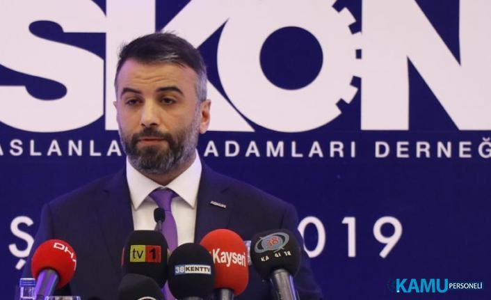 ASKON Başkanı Aydın'dan Türkiye Ekonomisi Yorumu: Beklentiler Uzun Vadede Büyümeye İşaret Ediyor