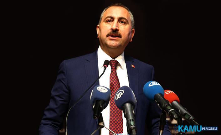 """Bakanı Gül'den yargı reformu açıklaması: """"Çok gecikmeden bunun kanunları çıkacak''"""