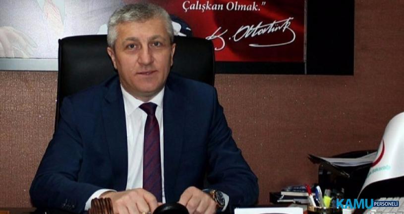 Balıkesir İl Sağlık Müdürlüğüne Dr. Fevzi Yavuzyılmaz Atandı!