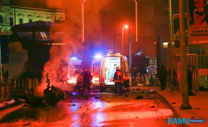 Beşiktaş patlamasının failleri 4 bin 890 yıl hapis cezasına çarptırıldı!