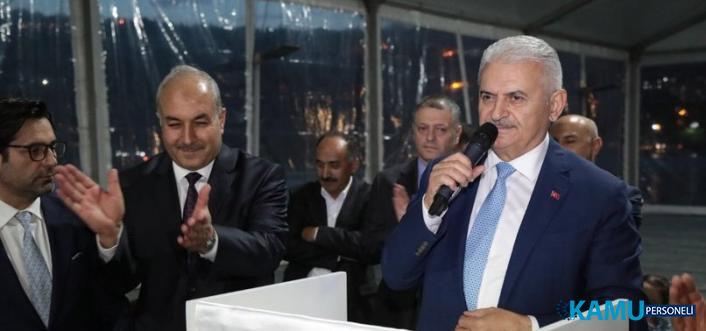 Binali Yıldırım açıkladı: İstanbul Halk Ulaşım işçilerine hakediş paraları bayramdan önce ödenecek