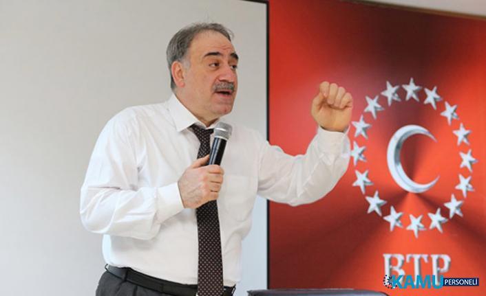 BTP İstanbul Adayı Selim Kotil İstanbul seçimlerinden çekildiğini açıkladı