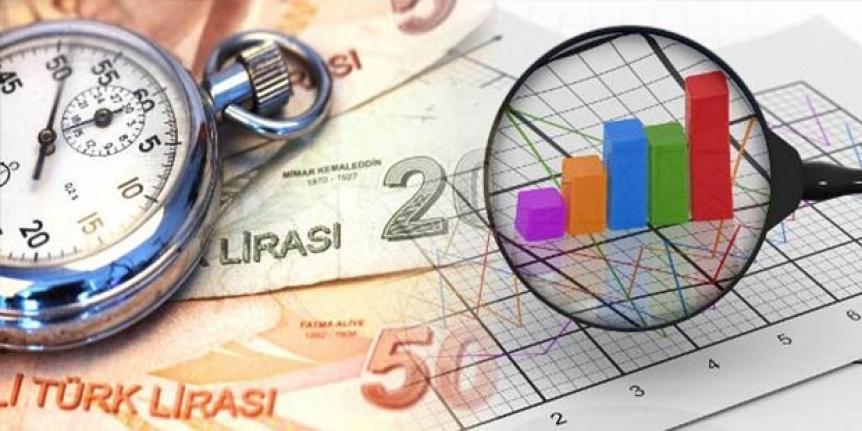 Bütçe verileri açıklandı, Nisan ayında 18,3 milyar TL açık veren bütçede ilk dört aylık açık  54,5 milyar oldu.