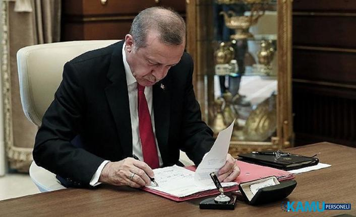 Cumhurbaşkanı Erdoğan 11 üniversiteye rektör atadı! Karar Resmi Gazete'de yayımlandı