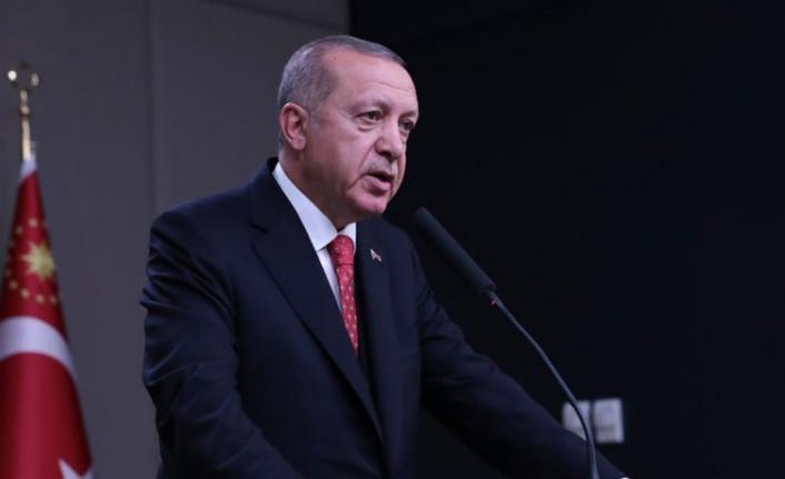 Cumhurbaşkanı Erdoğan: Bizde Ayrım Olabilir Mi? Hayır, Bizde Ayrım Asla Olamaz