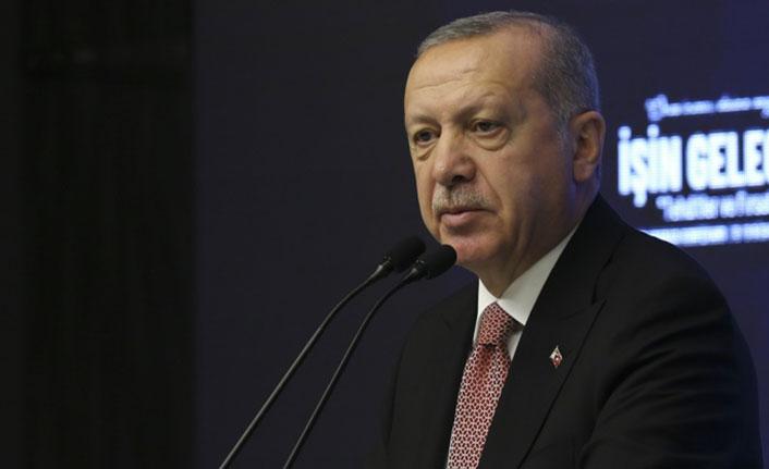 Cumhurbaşkanı Erdoğan'dan TÜSİAD'a: Bu Dolarlar, Bu Avrolar Sizleri Kurtarmaz. Bu Millet Sizi Kurtarırsa Kurtarır