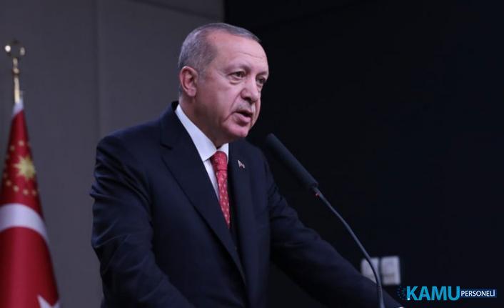 Cumhurbaşkanı Erdoğan: Tuzakları, Oyunları Bozarsak 2023 Yılında Bambaşka Bir Türkiye'de Yaşıyor Olacağız