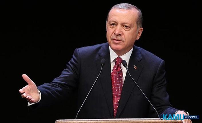 Cumhurbaşkanı Erdoğan: Yapılan Değişiklikler Eğitimi Yap-Boz Tahtasına Çevirmek Değildir