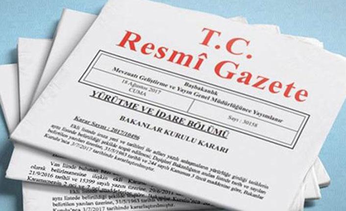 Cumhurbaşkanlığı Kararnamesi Resmi Gazete'de Yayımlandı! 10 Mayıs 2019 Tarihli Resmi Gazete