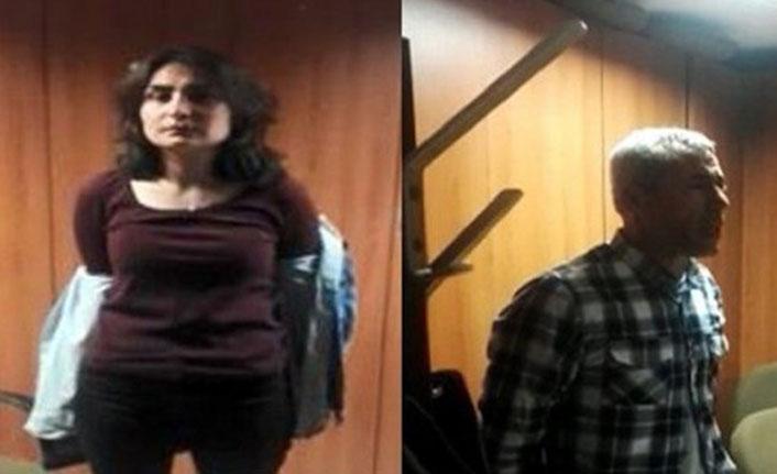 DHKP-C'li İki Terörist TBMM'ye Girerken Yakalandı