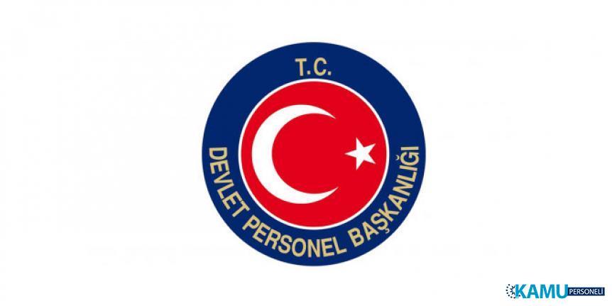 Devlet Personel Başkanlığı (DPB) Geçici İşçi Alımı Başvuru Şartları!