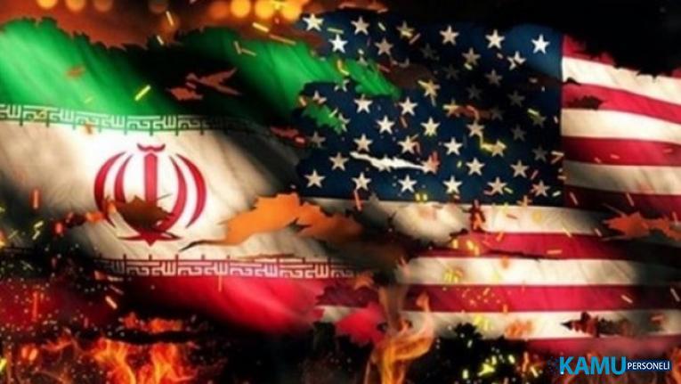Gerilim artıyor... ABD'nin İran'a savaş tehtidine İran'ın yanıtı sert oldu!