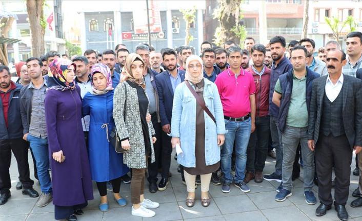 HDP'li Sur Belediyesi, 145 İşçiyi Kovdu! İşçiler Kovulma Kararını Protesto Ediyor